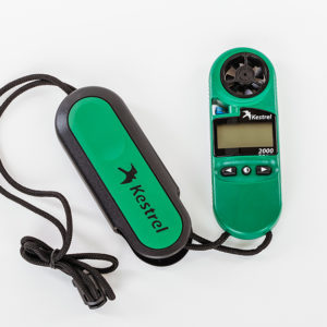 Kestrel 2000 Wind Speed Meter